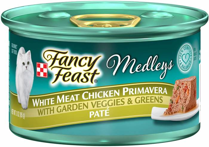 Purina Fancy Feast Medleys Adult Canned Wet Cat Food (24) 3 oz. Cans