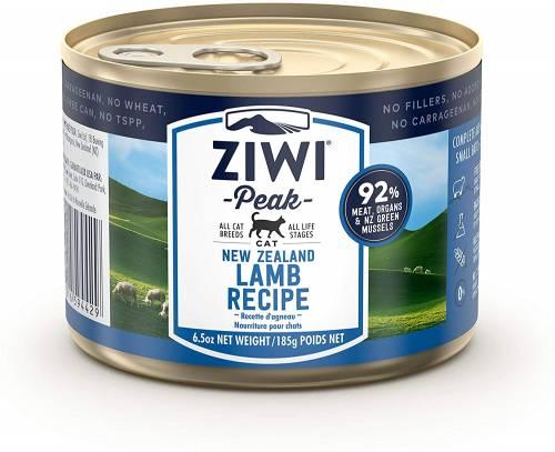 ZIWI Peak Canned Cat Food Recipe
