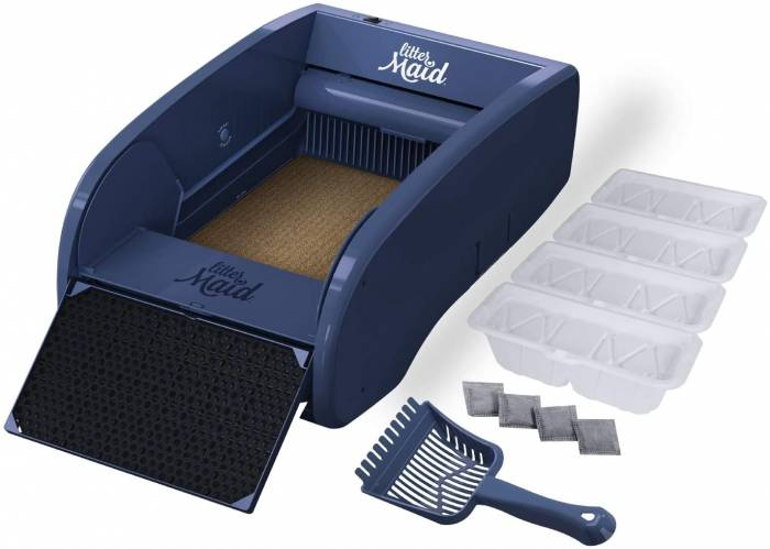LitterMaid Multi Cat Self Cleaning Litter Box
