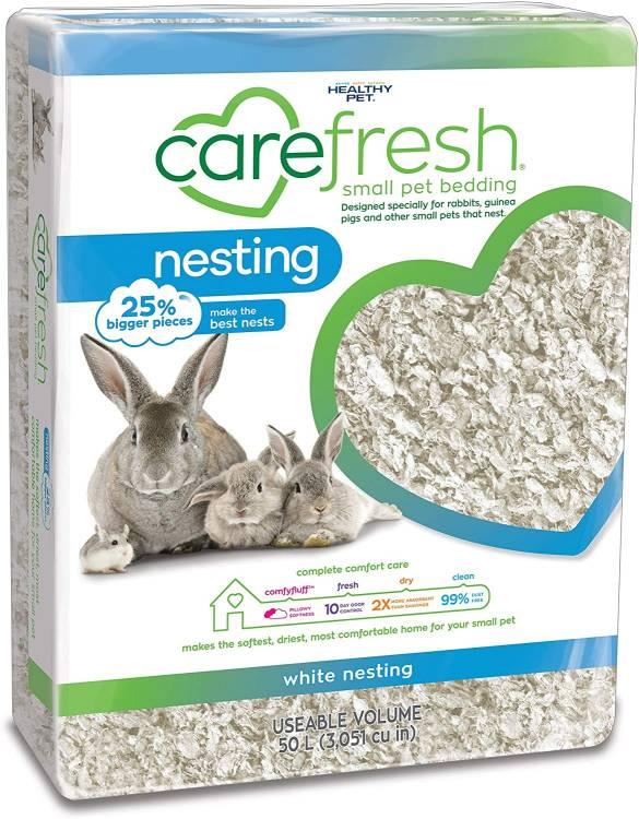 Carefresh Custom Rabbit Pet Bedding Litter Odor Control