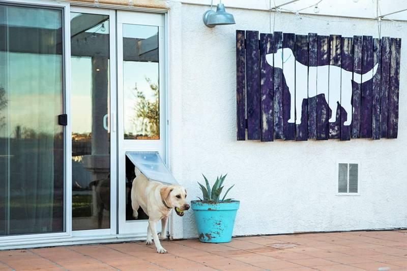 Endura Flap Pet Door Thermo Panel 3e Sliding Door Dog Door Energy Efficient