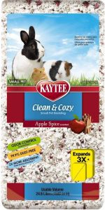 Kaytee Clean & Cozy Scented Small Animal Bedding Litter Odor Control