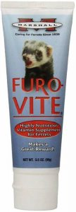 Marshall Furo Vite Vitamin Supplement Paste for Ferrets, 3.5 Ounce Each