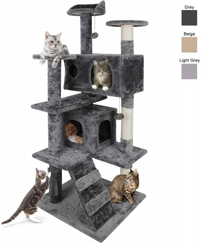 Best 5 Cat Play Houses (Reviews) – Why Do Cat Owners Love Them?