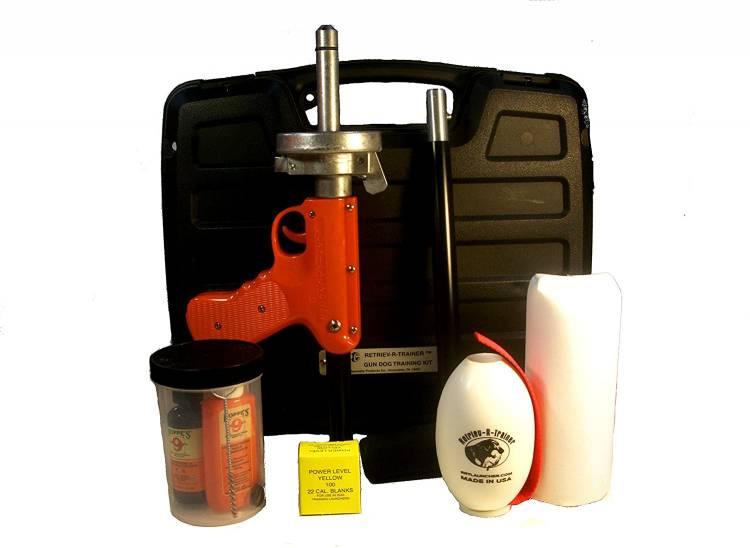 Retriev R Trainer Lucky Launcher II Gun Dog Kit