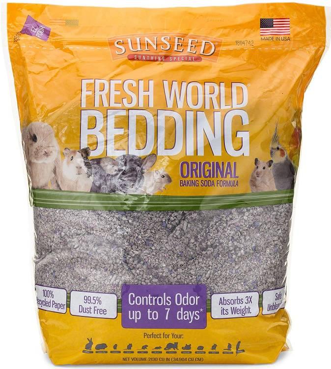 Sunseed Small Animal Rabbit Litter Odor Control