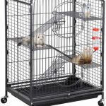 Best 6 Ferret Cages For Two Ferrets (Review) - Our Top Picks