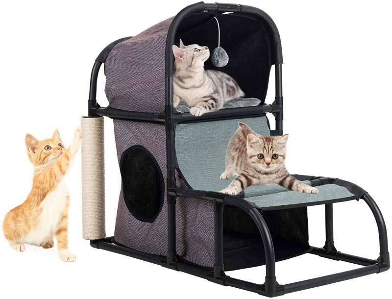 Best cat play houses